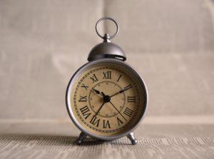 Un réveil pour programmer des pauses