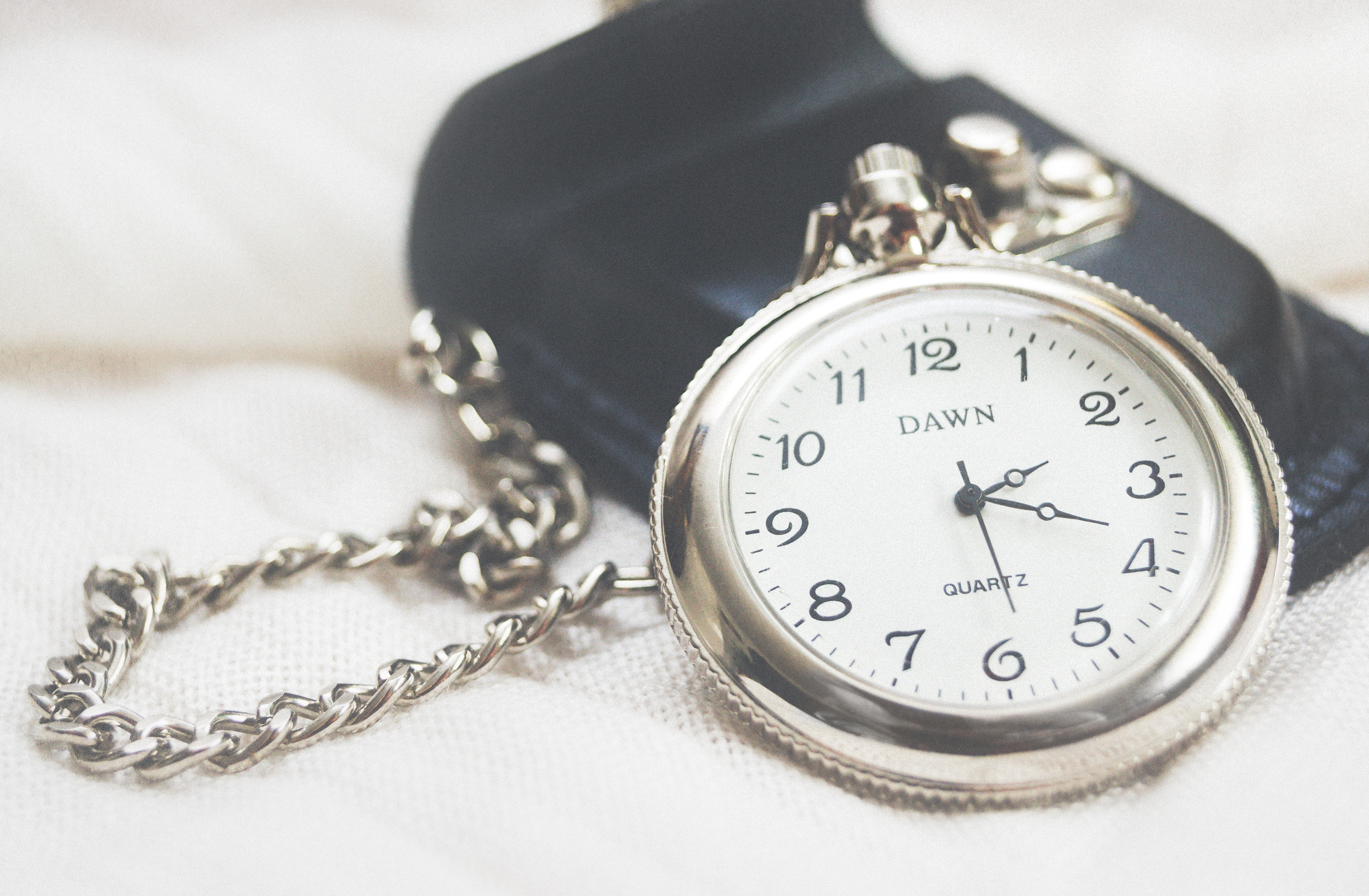 montre à gousset
